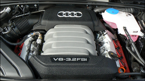 Audi tt 32 v6 engine problems