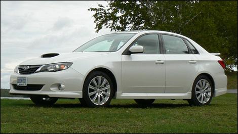 2008 Subaru Impreza Wrx Road Test