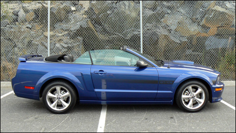 2007 Ford Mustang Gt California Special Road Test