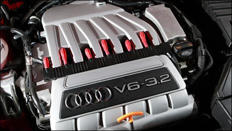 2008 Audi TT 32 quattro Road Test
