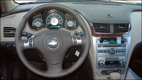Old Mill Gm >> 2008 Chevrolet Malibu First Impressions