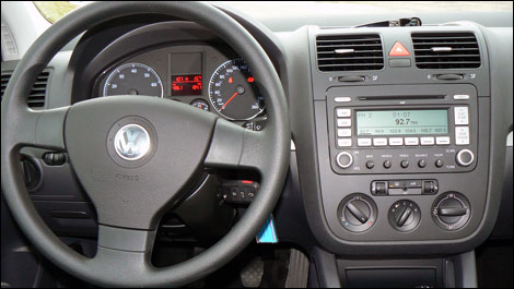 2008 Volkswagen Rabbit 2.5 Road Test