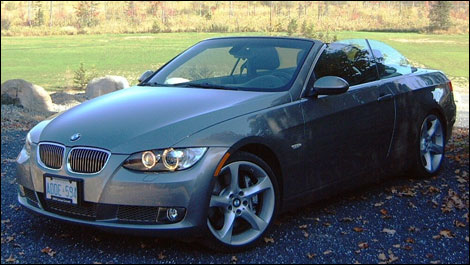2007 BMW 335i Cabriolet Road Test