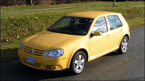 2008 Volkswagen City Golf Road Test