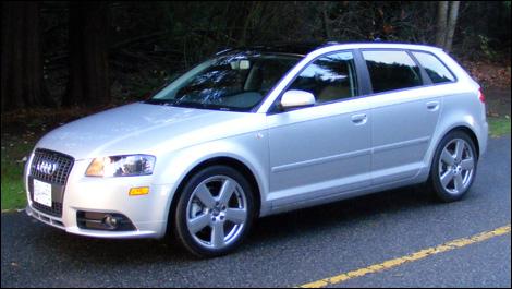 2008 Audi A3 3 2 S Line Quattro Road Test