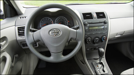 2009 Toyota Corolla First Impressions
