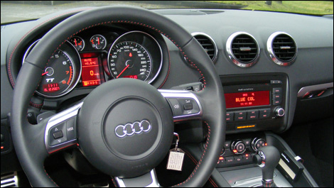 2008 Audi TT 32 quattro Roadster Road Test
