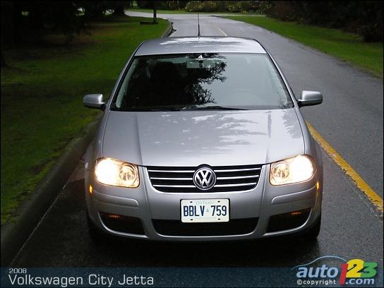 Photos 2008 Volkswagen City Jetta Review