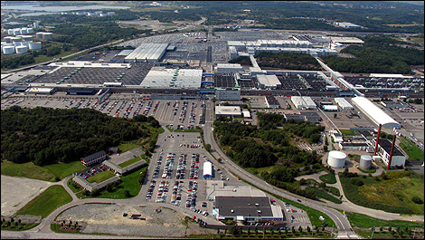 Volvo will use hydropower for its facilities in Sweden and ...