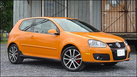 2007 Volkswagen GTI Fahrenheit Road Test