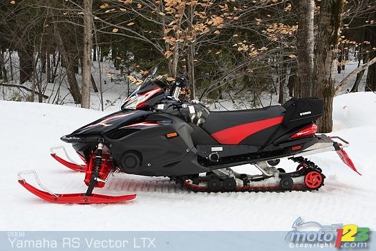 Yamaha Dealers Ontario >> Photos - 2008 Yamaha RS Vector LTX Trail Test