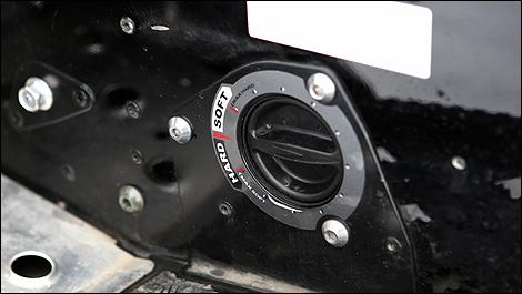 Yamaha Vector Handling