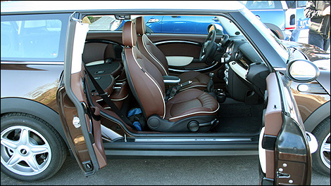mini cooper clubman 2008 premires impressions. Black Bedroom Furniture Sets. Home Design Ideas