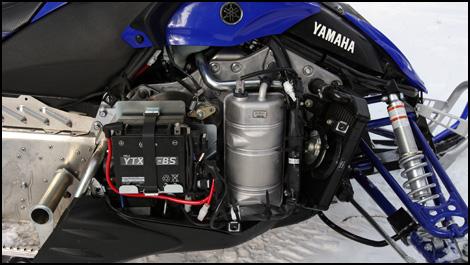 Yamaha Phazer Reverse Problems