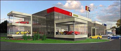 Ferrari In Canada Bigger Than Ever