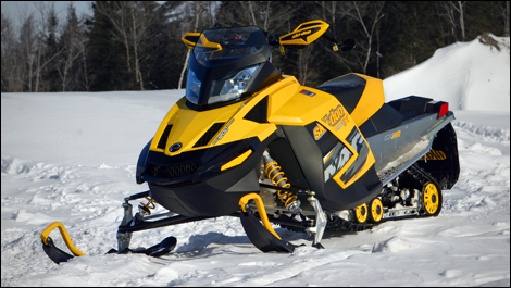 ski doo rev. 2008 Ski-Doo XP Snowmobile