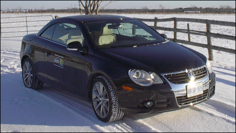2008 volkswagen eos 2 0t review. Black Bedroom Furniture Sets. Home Design Ideas