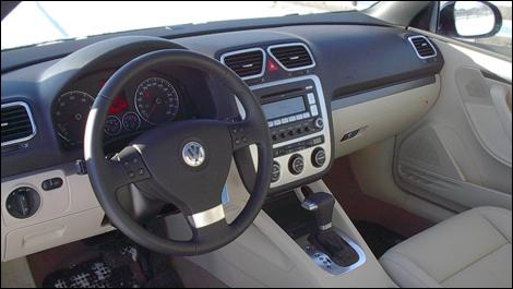 2008 Volkswagen Eos 2.0T Review