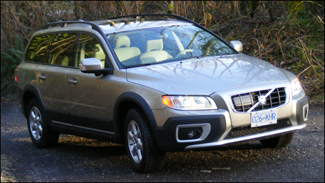 2008 volvo xc70 3.2 awd review
