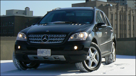 mercedes benz ml320 cdi 2008 essai routier. Black Bedroom Furniture Sets. Home Design Ideas