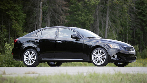 2008 Lexus Is 250 Awd Review
