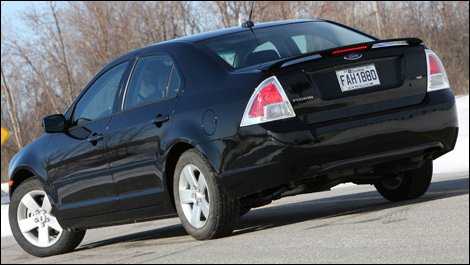 2008 Ford Fusion Se Review