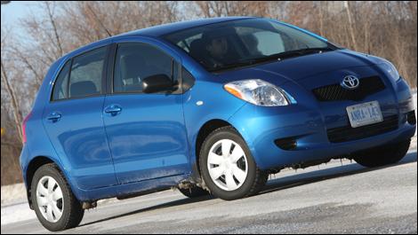 2008 Toyota Yaris Hatchback Le 5 Door Review