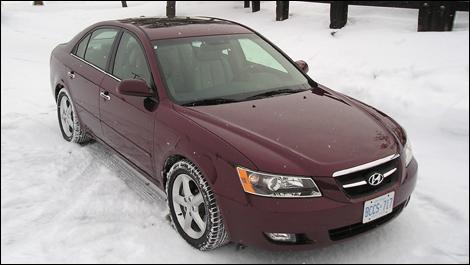 2008 Hyundai Sonata Limited Review