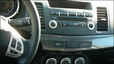 2008 Mitsubishi Lancer GTS Review