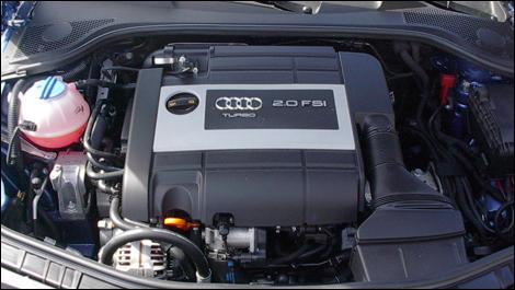 2008 Audi TT Roadster 2.0T Review