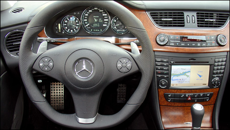 mercedes benz cls 2009 premi res impressions. Black Bedroom Furniture Sets. Home Design Ideas
