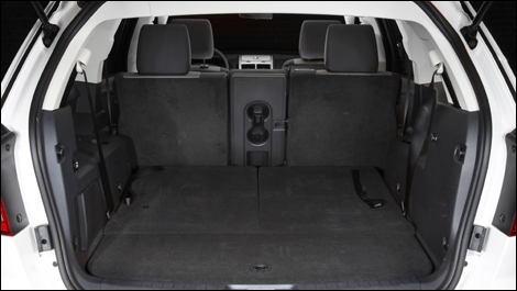 2009 Dodge Journey SE Review video