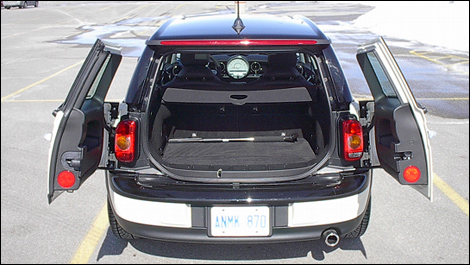 mini cooper clubman 2008 essai routier. Black Bedroom Furniture Sets. Home Design Ideas