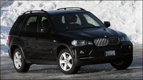 bmw x5 2008 essai routier. Black Bedroom Furniture Sets. Home Design Ideas