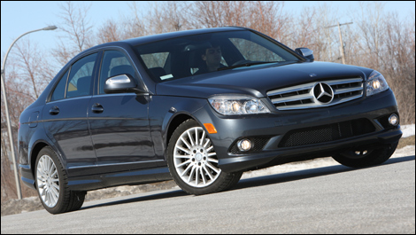 2008 mercedes benz c230 4matic review. Black Bedroom Furniture Sets. Home Design Ideas