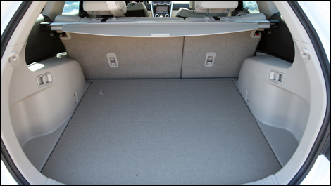 The Number And Size Of The Storage Compartments, Not To Mention The Vast  Cargo Area, Makes The Interior Highly Convenient And Versatile.