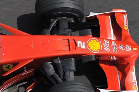 F1 Ferrari May Not Use Hole Nose At Every Race