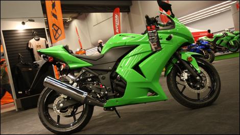 2008 Kawasaki Ninja 250R Preview