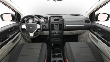 2008 Dodge Grand Caravan Sxt Review
