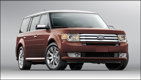 nouveau crossover ford