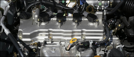 Engine I on Nissan Sentra Sensor