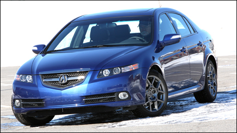 Acura TL TypeS Review - 2005 acura tl type s specs