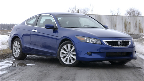 2008 honda accord coupe ex l v6 review. Black Bedroom Furniture Sets. Home Design Ideas