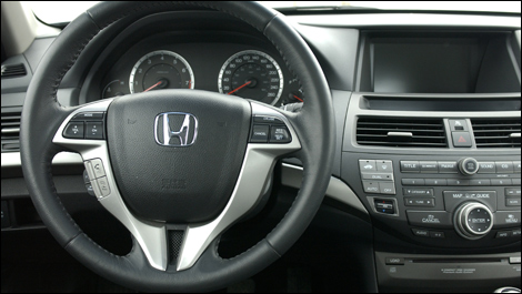 Interesting The Interior Has Been Completely Redesigned Modern And Well  Equipped With Honda Accord Coupe Interior