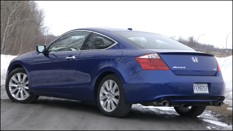 Lovely That Being Said, Looks And Presence Are Not The Main Reasons Why Buyers Opt  For The Accord Coupe.