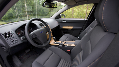 The Interior Design Of V50 Is Pure And Understated