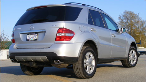 2008 Mercedes Benz Ml320 Cdi Review