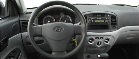 2008 Hyundai Accent Sedan Gls Review