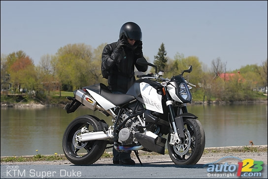 Ktm Dealers Ontario >> Photos - 2008 KTM 990 Super Duke Review (video)