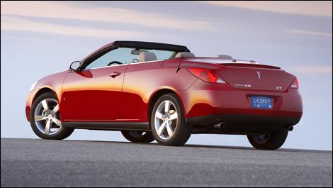 2008 Pontiac G6 Gt Convertible Review
